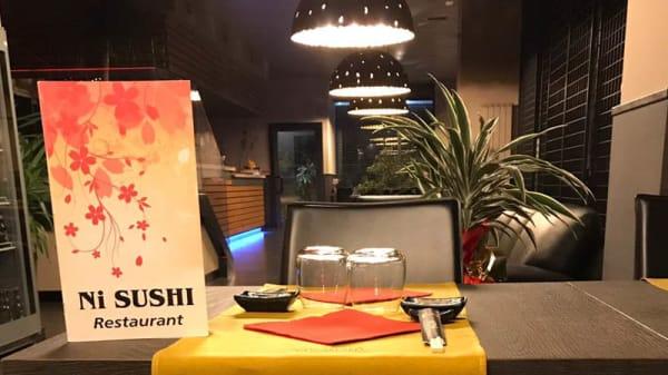 Sala - Ni Sushi, Faloppio