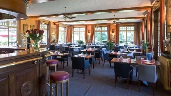 Salle du restaurant - Le Restaurant du Golf, Drumettaz-Clarafond