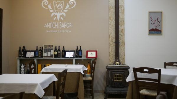 Sala interna - Trattoria Braceria Antichi Sapori dal 1947, Caserta