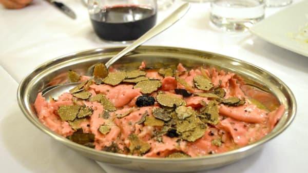 Suggerimento dello chef - Taverna del Gobbo, Sigillo