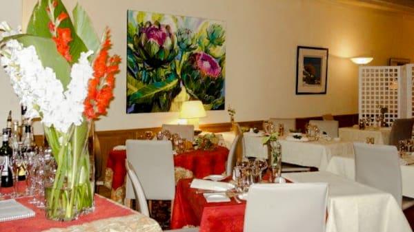 Vue salle - La Taverne Alsacienne, Ingersheim