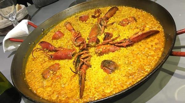 Sugerencia del chef - Arrozal El Charquito, Puerto De Sagunto