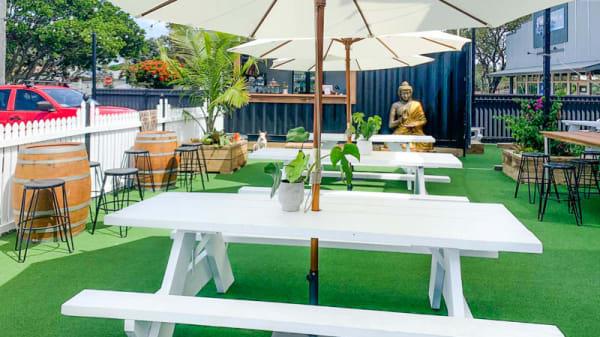 Garden - The Henchman, Miami