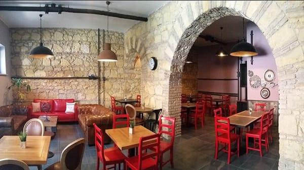 Vista della sala - Halex Room & Food, Nettuno