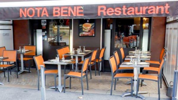 Entrée - Nota Bene, Saint-Étienne