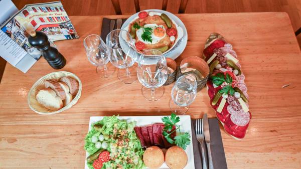 Restaurant du Pont, Montreux