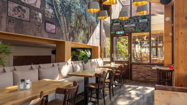 Het restaurant - Kade 4, Rotterdam