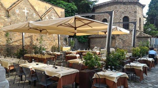 Giardino esterno - Al 45, Ravenna