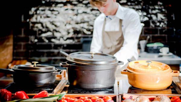 Keuken - Grand Café Promenade, Harlingen
