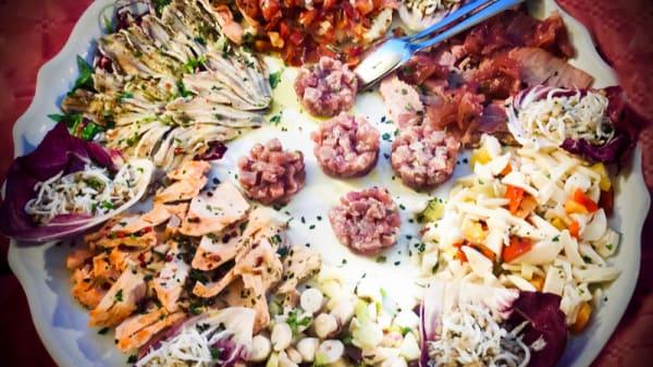 Suggerimento dello chef - Osteria del pesce povero, Gabicce Mare