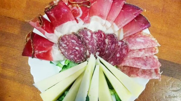 Suggerimento dello chef - RebeKin acquolina e vin..., Gorizia