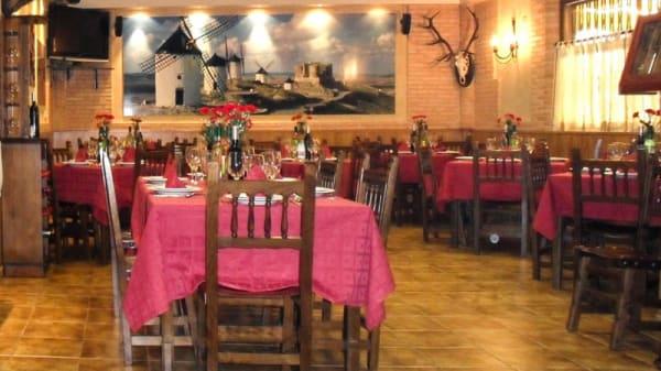 Sala - La Taberna del Tío Caraco, Consuegra