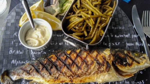 Suggerimento dello chef - La Voile Bleue, Le Havre