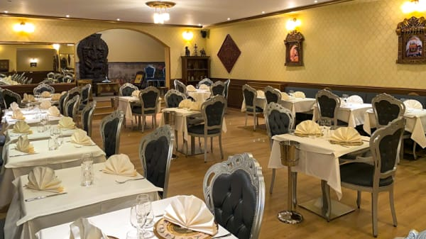 Salle du restaurant - Jaisalmer, Montesson
