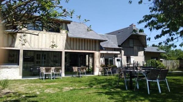 Déjeuner dans l'herbe - La Mare Au Lièvre, Annebault