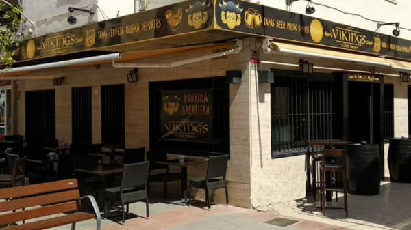 Entrada - Vikings Beer House, Marbella