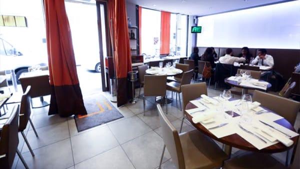 Vue de la salle - L'Inté Caffé, Paris