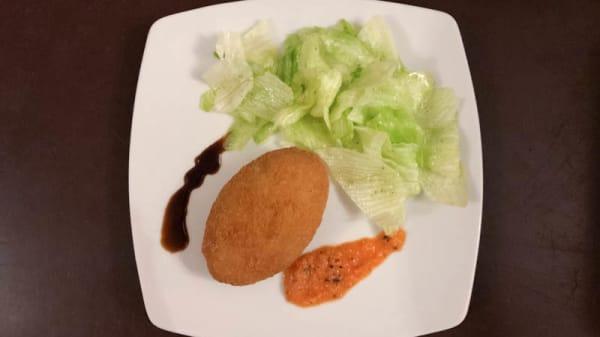 Sugerencia del chef - Taberna pirata, Posadas