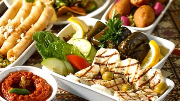mat - Libanesen på hörnet, Gävle