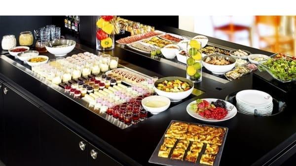 Desserts de la maison - Campanile Saint-Etienne Nord Villars, Villars