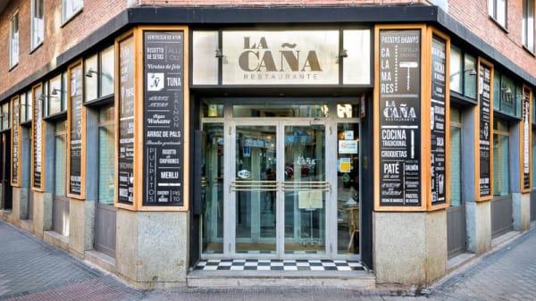 Entrada - La Caña, Madrid