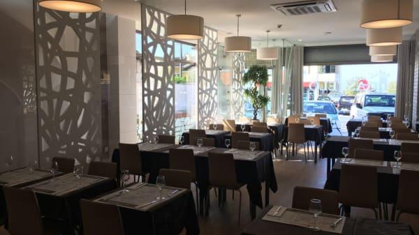 Interior - Castelo Restaurante, Palmeira