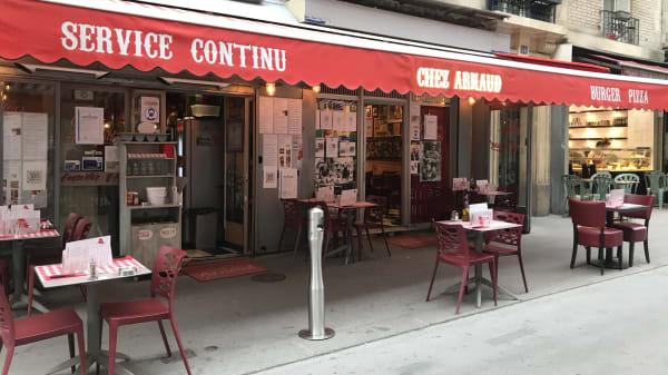 Chez Arnaud, Paris