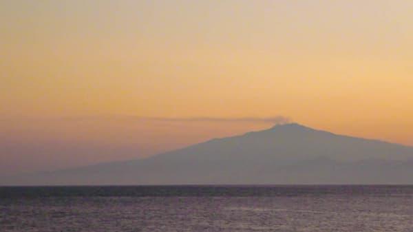 Etna - Ritrovo Sciao Beach, Reggio Calabria