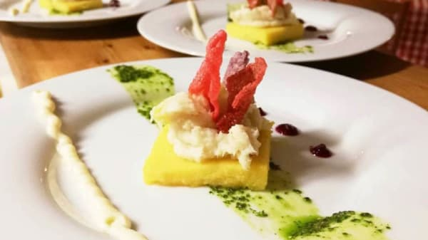 Suggerimento dello chef - Ristoclub Antica Vetreria del Molo, Genoa