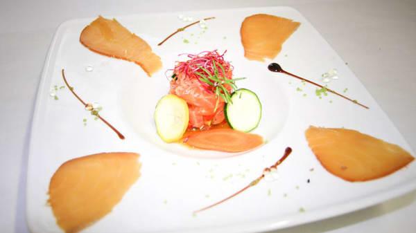 saumon - Le Safran, Trets