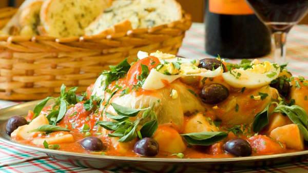sugestão prato - Cantina e Pizzaria San Marco, São Paulo