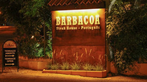 Entrada - Barbacoa Steak House Português, Loulé