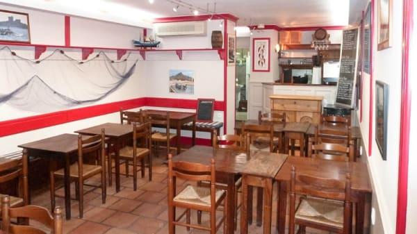 Salle du restaurant - Restaurant PIL PIL Enéa, Saint-Jean-de-Luz