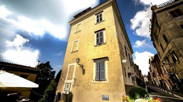 Esterno - Borgo Antico Ristorante, Castel Gandolfo