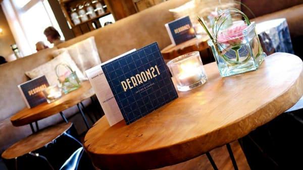 Decoratie - PERRON21 Gastro & Lounge, Valkenburg