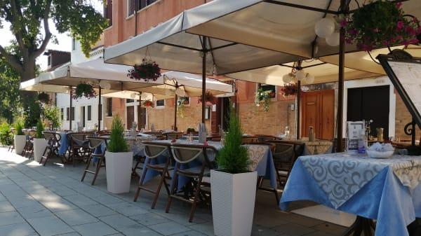 Esterno - Caffe dei fiori, Venice