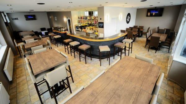 Vue de la salle - L'Edel Lounge