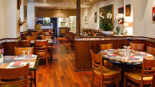 Salle du restaurant - Odori, Paris