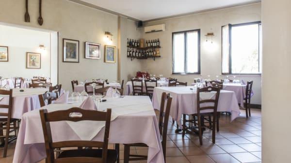 Interno - Da Franco, Parma