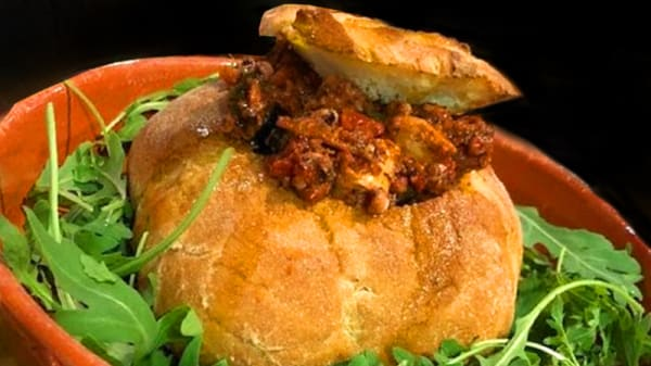 Suggerimento dello chef - Osteria dell'Arrosticino, Tito