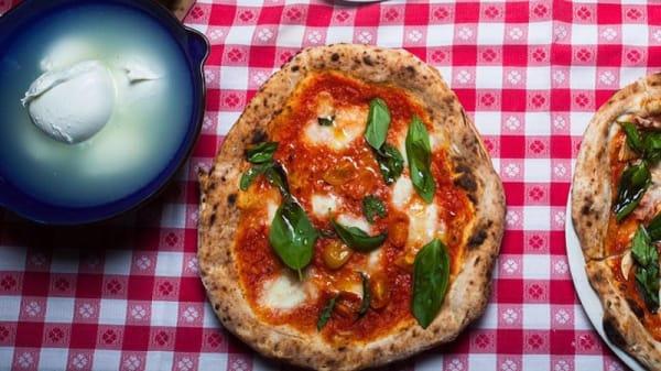 Pizza - Via Napoli, Malmö