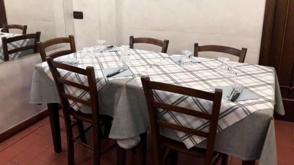 Vista sala - Trattoria La Marchesana, Catania