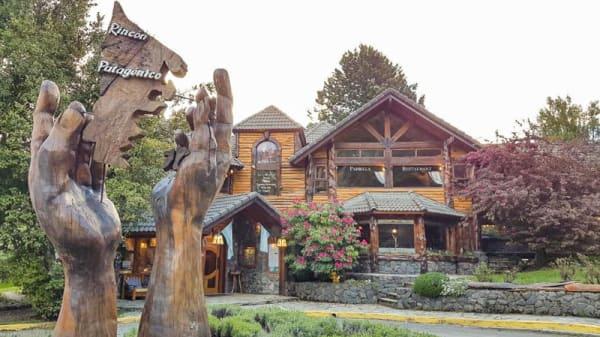 Fachada - Rincon Patagonico, San Carlos de Bariloche