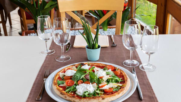 Pizza sfiziosa - Le Carrousel de Vidy, Lausanne