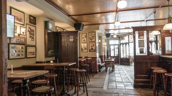 Restaurant - John Mullins Irish Pub & Restaurant, Maastricht