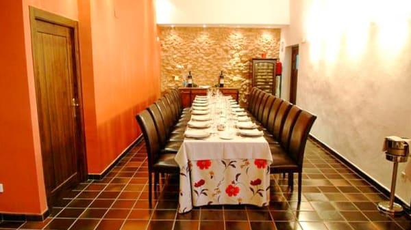 Vista sala - La Almazara, Torre Pacheco