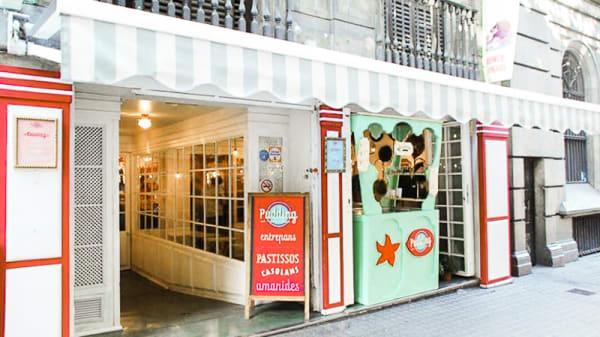 Entrada - Pudding Pau Claris, Barcelona