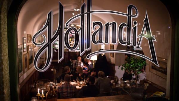 Restaurang - Hollandia, Karlstad