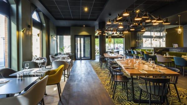 Salle du restaurant - Le 58, Arras