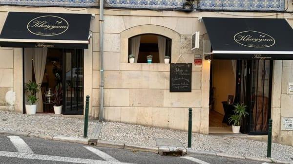 Khayyam, Lisboa